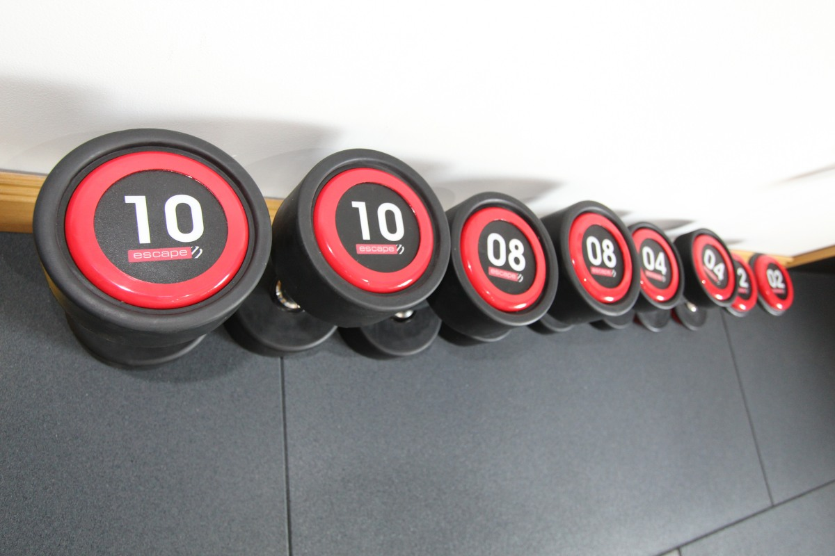 Forward Your Fitness weights