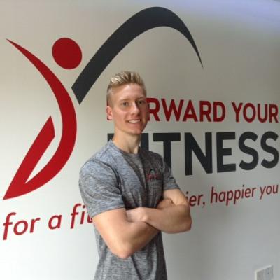 Personal Trainer Ruairidh Milton